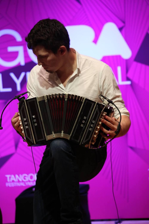 Lysandre Donoso - Festival BA